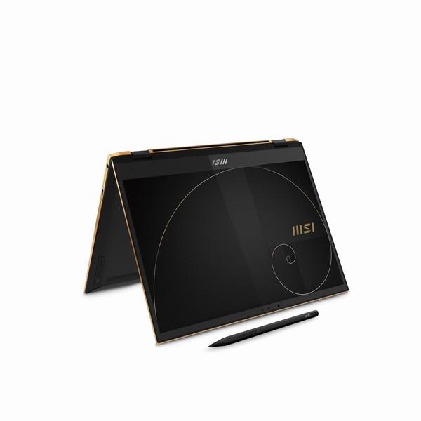 13.4インチ / Core i7-1185G7 / Iris Xe / メモリ 32GB / SSD 512GB / Win10 Pro / ビジネスノートパソコン msi エムエスアイ Summit-E13FlipEvo-A11MT-015JP SUMMIT-E13-A11MT-015JP