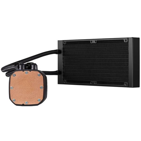 CORSAIR CPUクーラー H100i RGB PRO XT (CW-9060043-WW)【キャンセル不可・北海道沖縄離島配送不可】