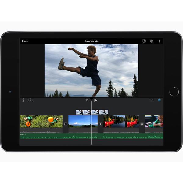 タブレットPC APPLE(アップル) iPad mini 7.9インチ 第5世代 Wi-Fi 64GB 2019年春モデル スペースグレイ (CPU:Apple A12) [MUQW2JA]