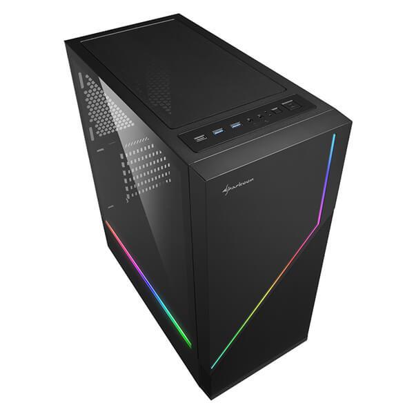 (基本構成 CPU:Ryzen7 3800X/メモリ:DDR4 16GB/SSD: 512GB/HDD:-/電源:750W 80 PLUS GOLD/グラボ:GeForce GTX 1650 SUPER) BGR73800AS1NS512SHA ゲーミングPC Barikata Gaming BTOパソコン カスタマイズ可能