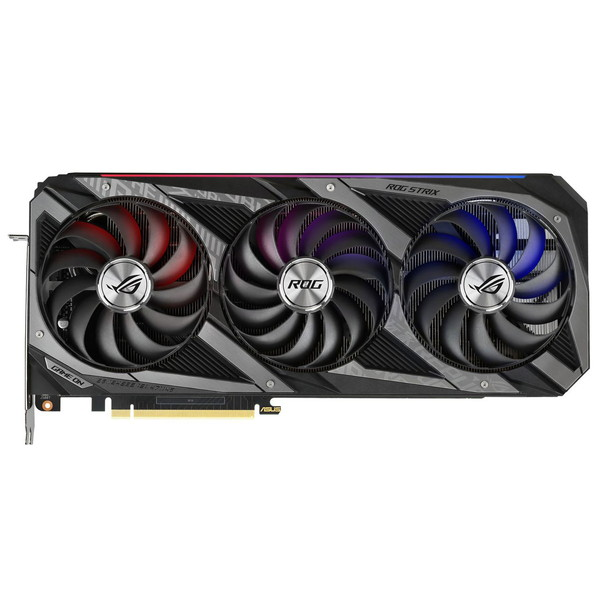 グラフィックボード ASUS エイスース ROG-STRIX-RTX3070-8G-GAMING NVIDIA GeForce RTX 3070 PCI Express 4.0 [ROGSTRIXRTX30708GGAMING]