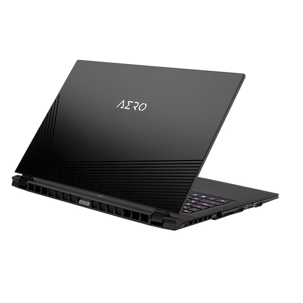 """GIGABYTE ギガバイト ゲーミングノート AERO 17 HDR YC-9JP4760SP CPU CML-Hi9-10980HK VGA RTX 3080Q メモリー 32Gx2 ディスプレイ 17.3"""" UHD HDR 搭載"""