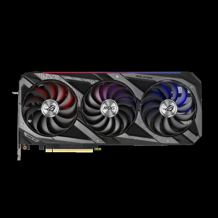 グラフィックボード・ビデオカード ASUS エイスース・アスース ROG-STRIX-RTX3090-O24G-GAMING NVIDIA GeForce RTX 3090オーバークロックモデル [ROG-STRIX-RTX3090-O24G-GAMING]