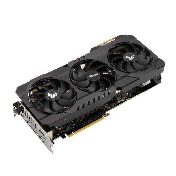 グラフィックボード ビデオカード ASUS NVIDIA GeForce RTX 3070 Ti TUF-RTX3070TI-O8G-GAMING NVIDIAGeForceRTX3070Ti [TUFRTX3070TIO8GGAMING]