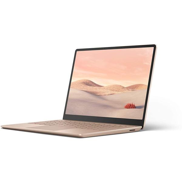 オフィス付き ノートパソコン マイクロソフト Microsoft Surface Laptop Go THH-00045 Core i5/メモリ8GB/128GB SSD/Office Home and Business 2019付モデル [THH00045]