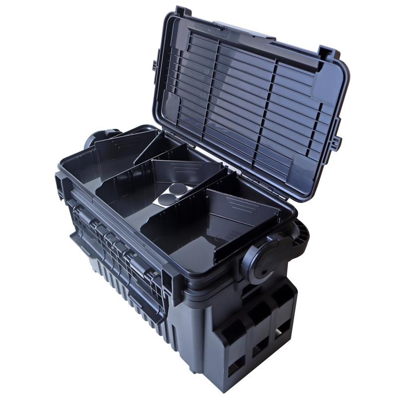 ランガンシステムボックス VS-7070 ブラック MEIHO 釣り具