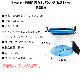 WG透明活かしバケツ丸 21cm WG4314 WAVE GEAR 釣り具