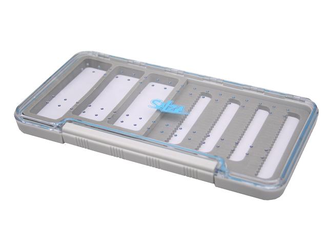 ウォーターガードボックス タイプE KG222 片面収納防水ケース SALZA 釣り具