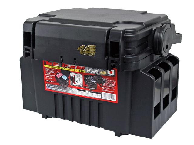 ランガンシステムボックス VS-7055 ブラック 明邦化学工業 MEIHO 釣り具