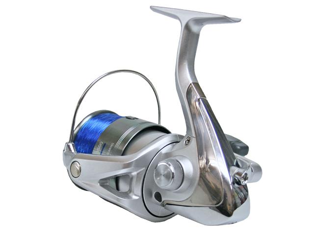 スピニングリール ファインモード-IIX 3500 4号ライン約160m付 箱なし DAIWA 釣り具
