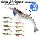 LIVE SHRIMP 2 ライブシュリンプ 2 シンキングタイプ 2インチ 3.7g 50mm ECOODA(イコーダ) 釣り具 ルアー