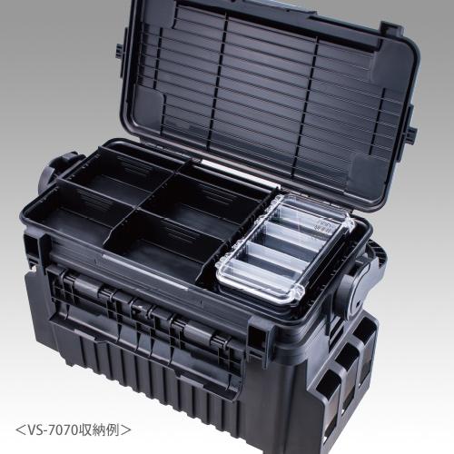 両面収納 防水ケース VS-450WG/WG MEIHO VERSUS 明邦化学工業