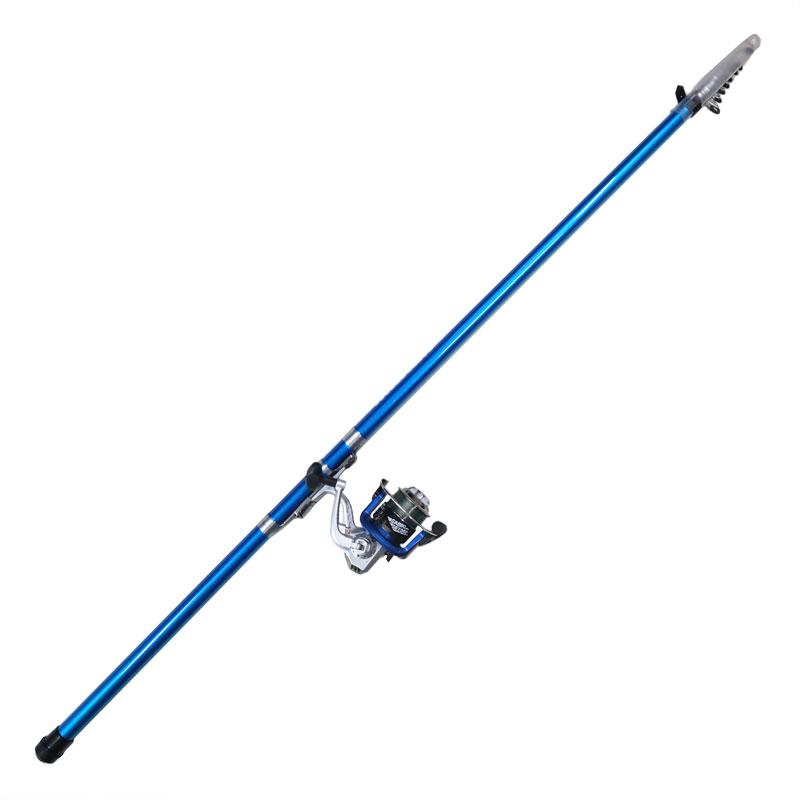 B級品 釣竿・ロッド サビキセット 360 リール+ロッドセット FIVE STAR フィッシング 釣り具