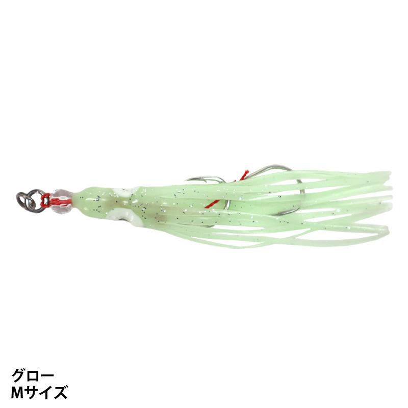 替えフック インチク シンカー 替えフック Mサイズ KG-302 根魚 ソルティナ フィッシング 釣り具