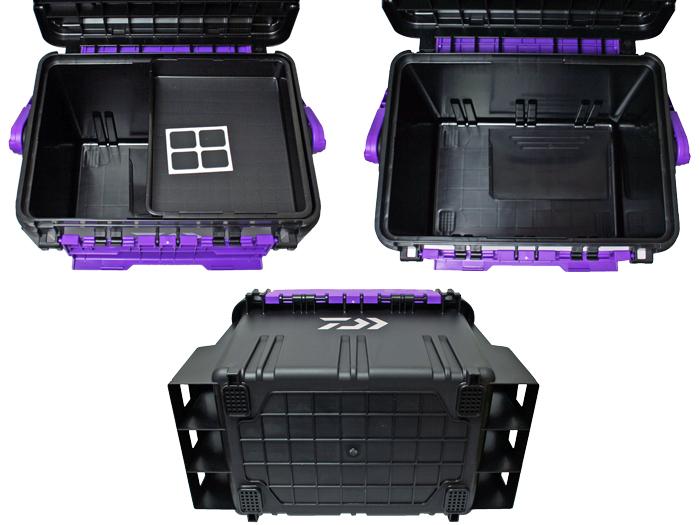 タックルボックス TBシリーズ TB5000 鏡牙 ソルトウォーター専用 釣り用収納ハードボックス ダイワ