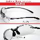 スワンズ SWANS SA-518 エアレスウェイブ 調光クリアtoスモーク UVカット 調光レンズ 専用ケース+クリーナー+メガネ拭き付 送料無料