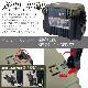 ランガンシステムボックス VS-7080N グリーンツートン 375×293×275 明邦化学工業 MEIHO 釣り具