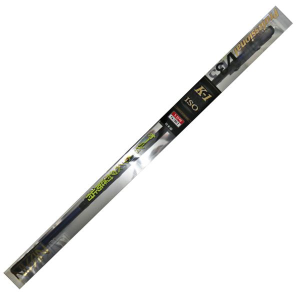 カーボンロッド プロフェッショナル K-1磯 V3 1.5号 530 6本継 ISO GEAR 宇崎日新(NISSIN) 釣竿 釣り具