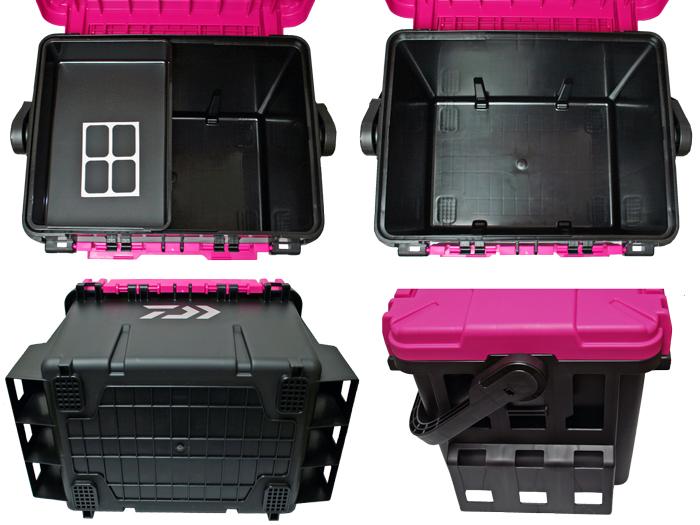タックルボックス TBシリーズ TB7000 紅牙 ソルトウォーター専用 6点セット 釣り用収納ハードボックス ダイワ