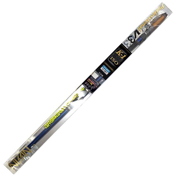 カーボンロッド プロフェッショナル K-1磯 V3 4号遠投 530 6本継 ISO GEAR 宇崎日新(NISSIN) 釣竿 釣り具