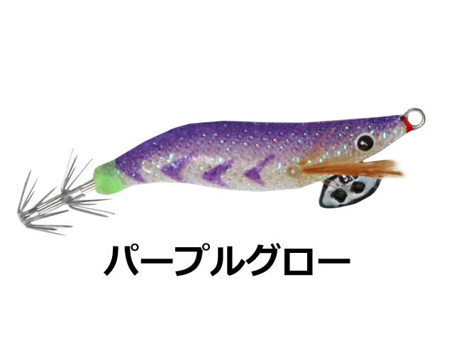 エギング サイコミニスクイッドグロー CLK008 1.8号 アシストリグ cross factor(クロスファクター) 釣り具