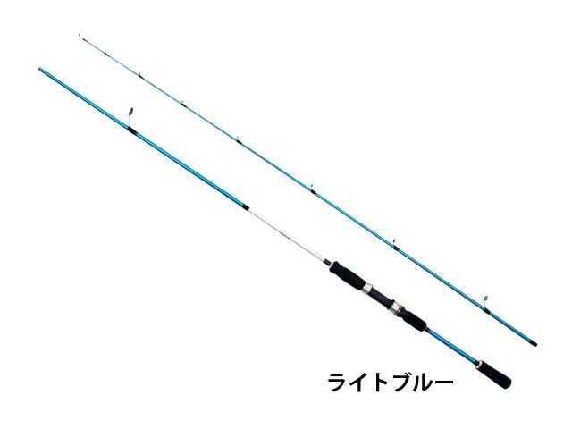 釣竿 エギングロッド トライエギ80 2.43m エギサイズ2.5-4.0 FIVE STAR 送料無料