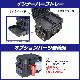 ランガンシステムボックス VS-7080 ブラック 容量15L W375xD293xH275 明邦化学工業 VERSUS 釣り具