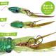 イカ型タイラバ プニラバ 100g 2個セット ルミカ 新型タイラバ フィッシング 釣り具
