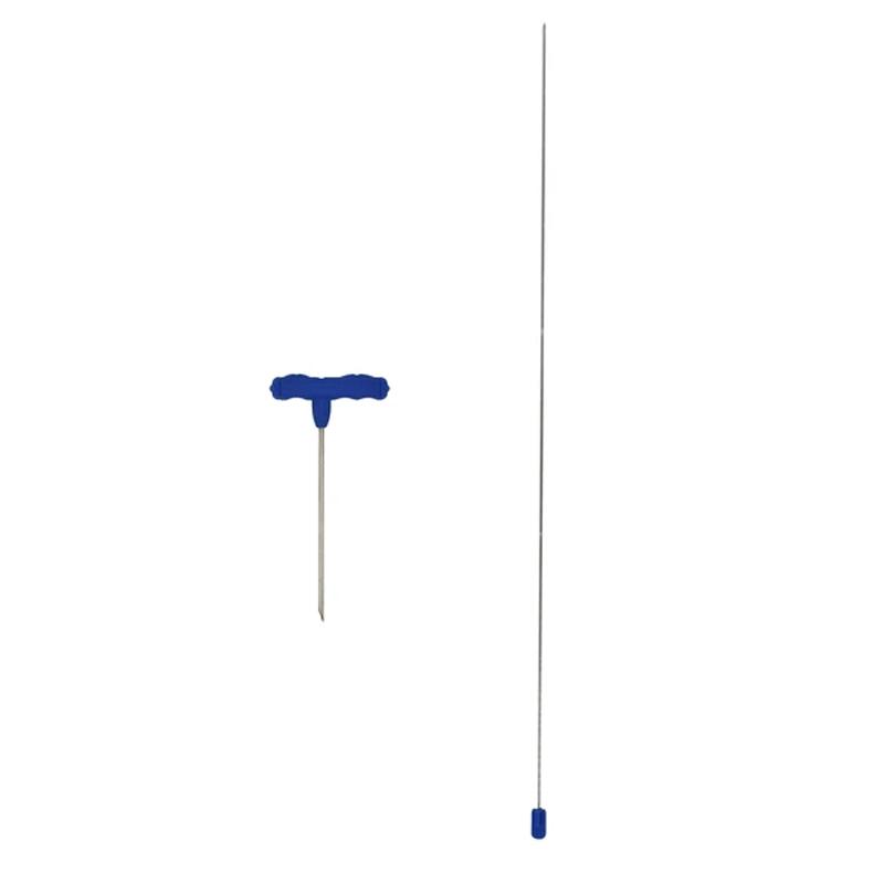 神経絞めセットMEDIUM ワイヤー長60cm A20292 エア抜きもできる ルミカ