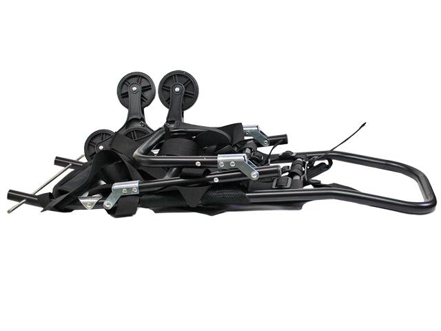 アルミ三輪キャリー LEG006 耐荷重約30kg 釣り・キャンプに最適 PRO MARINE