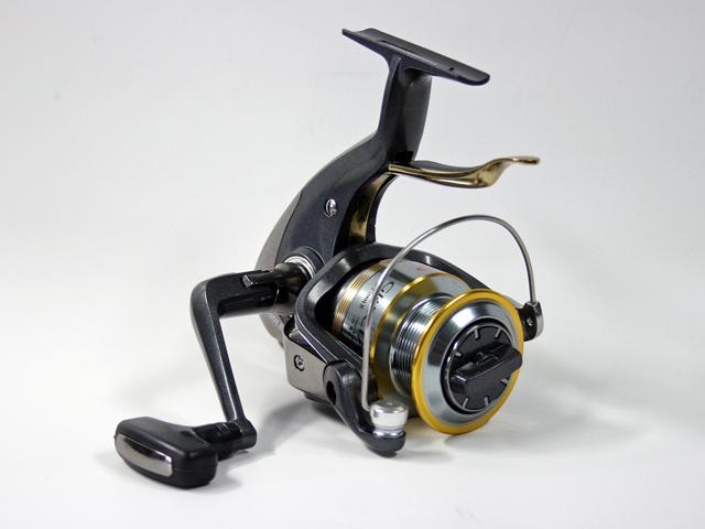 スピニングリール グレシアスピンSP GR-2500LB ドラグ&レバーブレーキ付き 釣り具