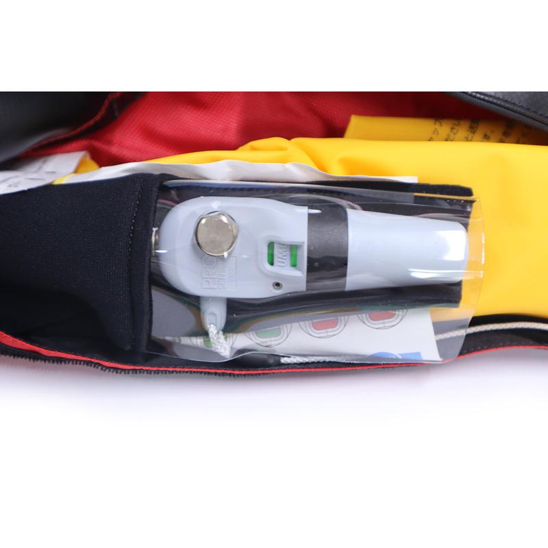自動膨張式 ライフジャケット ティバノウエスト  BSJ-5620RS2 国交省認定品 タイプA 検定品 桜マーク付 高階 BLUESTORM 釣り
