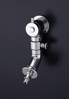 カクダイ 721-608K-13 洗濯機用水栓(ストッパーつき)