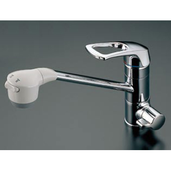 TOTO TKG38BS 元止め式台付シングル/浄水器兼用混合栓(ビルトイン形) 東陶