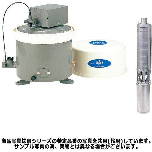 テラル 25TWS-T6.2S-5 深井戸用水中ポンプ (200W/単相100V/60Hz) (TERAL KEGONシリーズ・旧三菱)