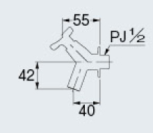 カクダイ 701-212-13 ガーデン用水栓