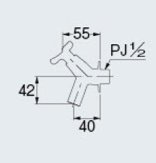 カクダイ 701-215-13 ガーデン用水栓//アンティーク