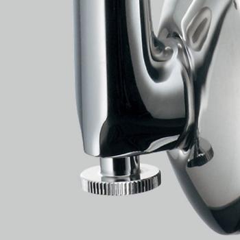 カクダイ 127-110K 洗濯機用混合栓(ストッパーつき) 寒冷地用