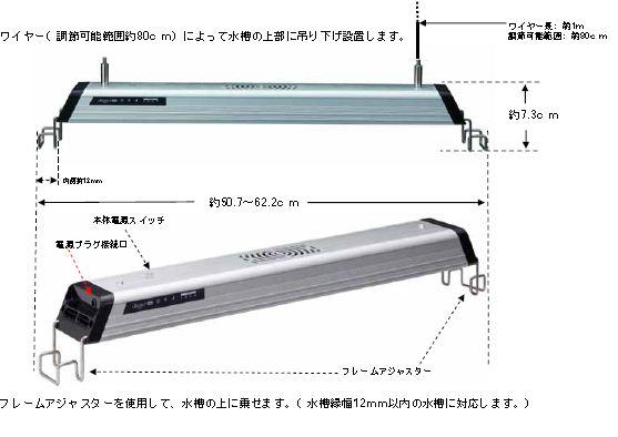 カミハタ レコルト プロ M44 (44W)