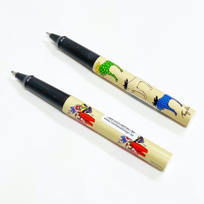 お土産ボールペン エルク/ダーラナホース