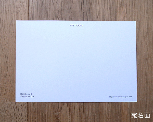アグネータ・フロック ポストカード 7枚セット