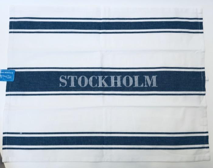 大判キッチンタオル ストックホルム STOCKHOLM