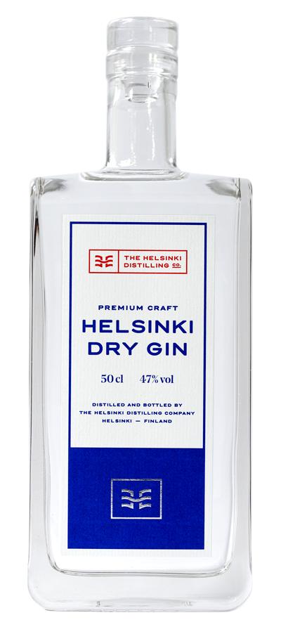 ヘルシンキ ドライ・ジン(500ml)