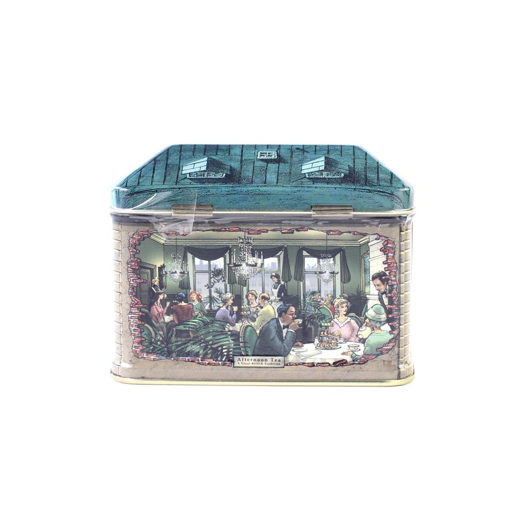 北欧紅茶 アールグレイスペシャル スモールハウス缶
