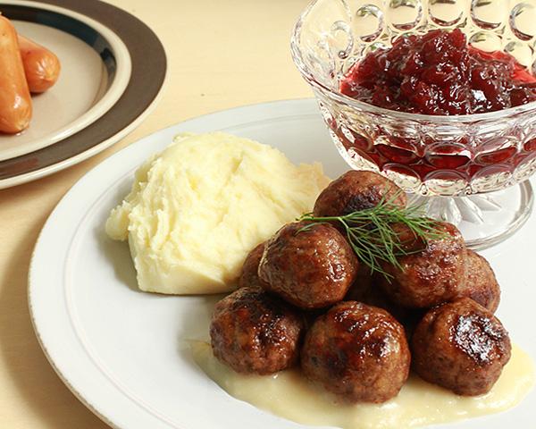 北欧の家庭の味 スウェディッシュミートボール 300g