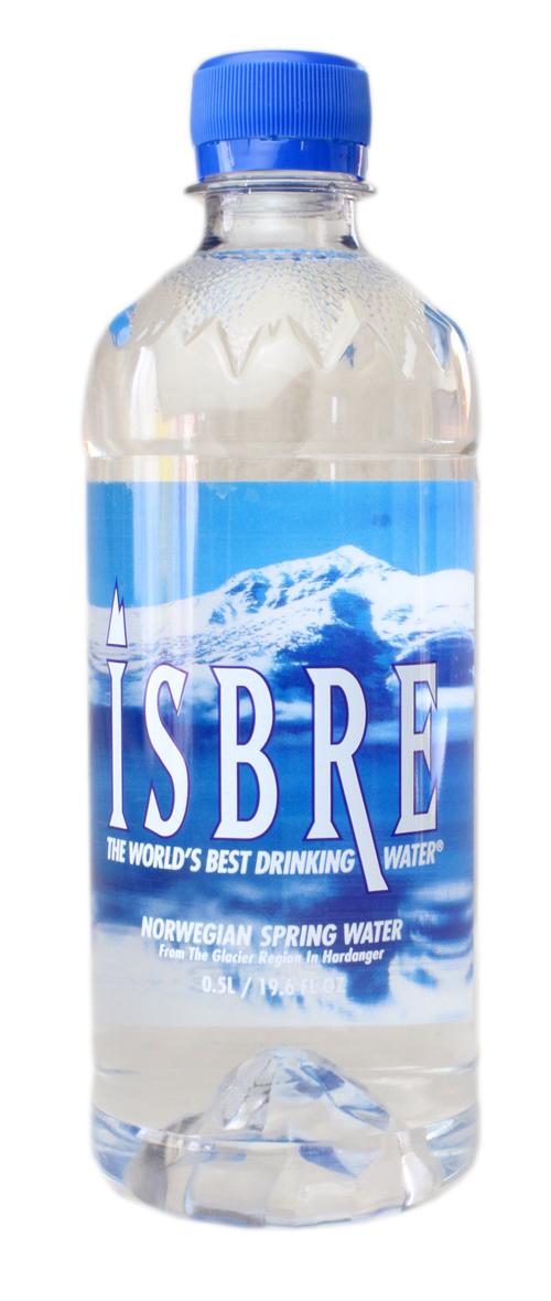 ISBRE イースブレウォーター 氷河水 【ケース販売:500ml×24本/1000ml×12本】