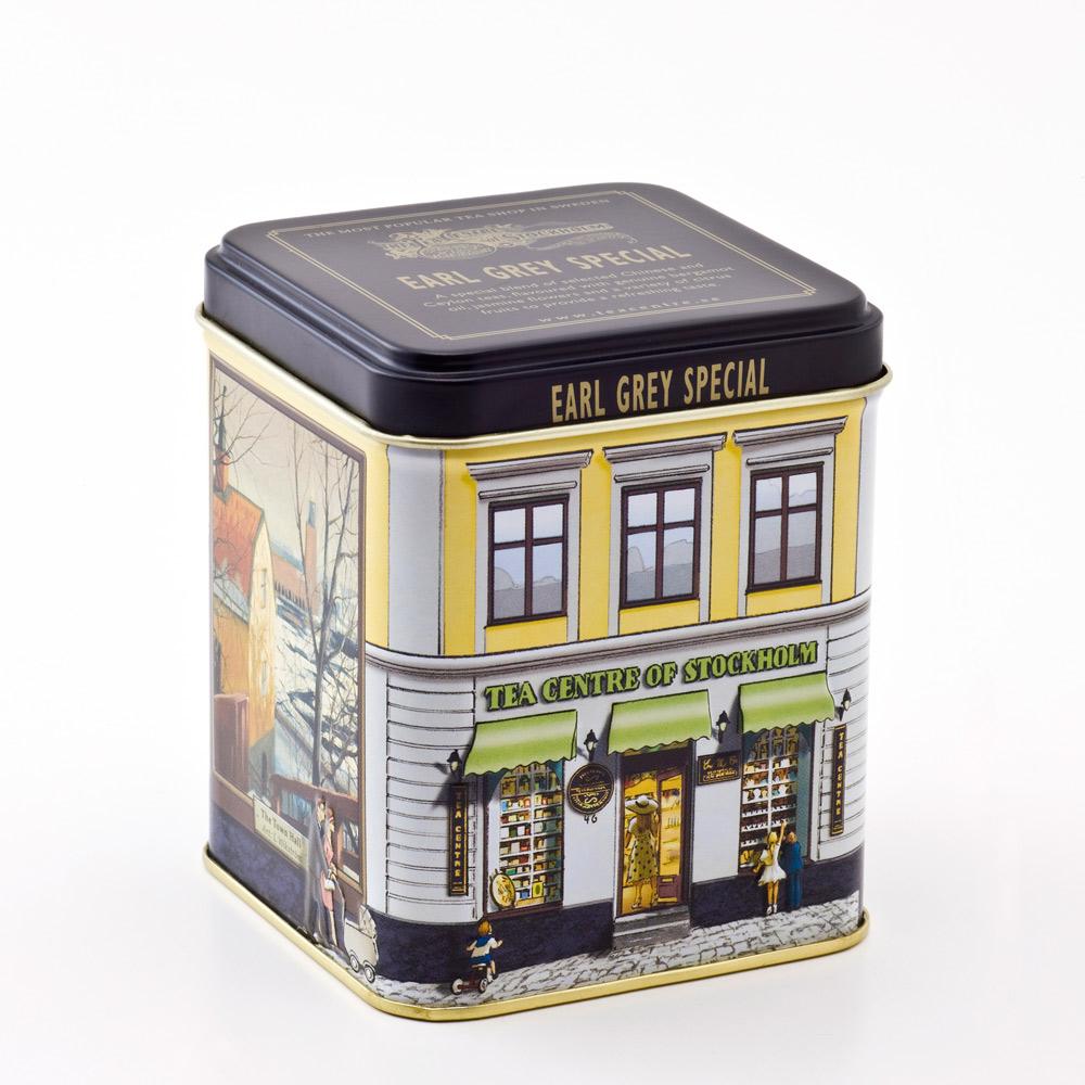 北欧紅茶 アールグレイスペシャル クラシック缶