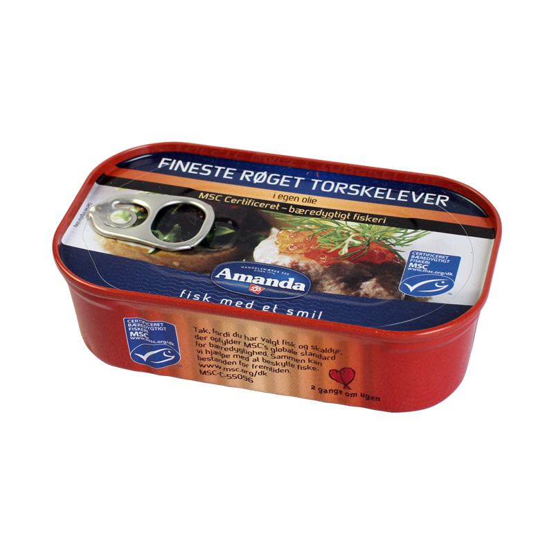 タラレバー燻製缶 120g