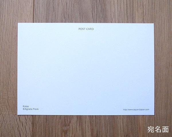 アグネータ・フロック ポストカード パーティー (Kalas)