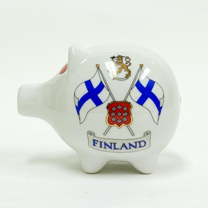 ぶた貯金箱 フィンランド